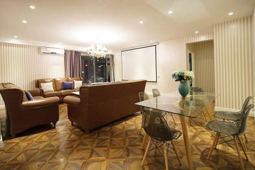 Shanghai Bund River View Boutique Apartment photo 130