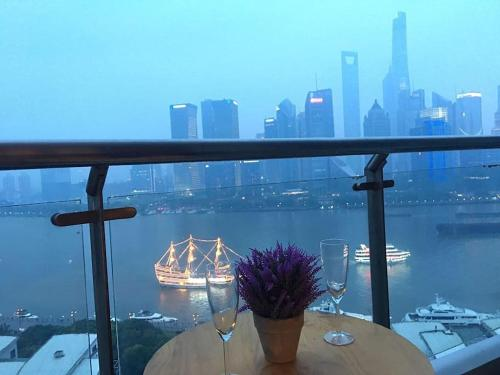 Shanghai Bund River View Boutique Apartment photo 132