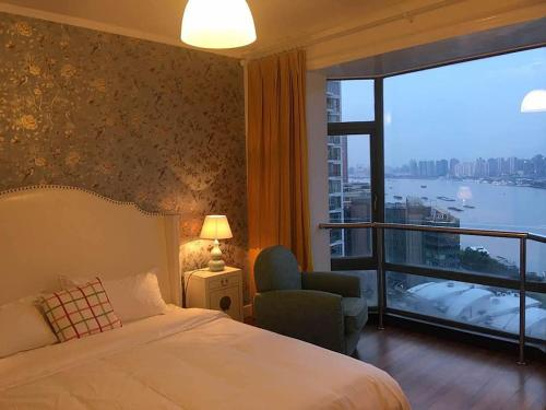 Shanghai Bund River View Boutique Apartment photo 142