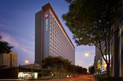 Ibis Singapore on Bencoolen impression