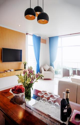 Luxury Muine Apartment - Unit B516, 美奈