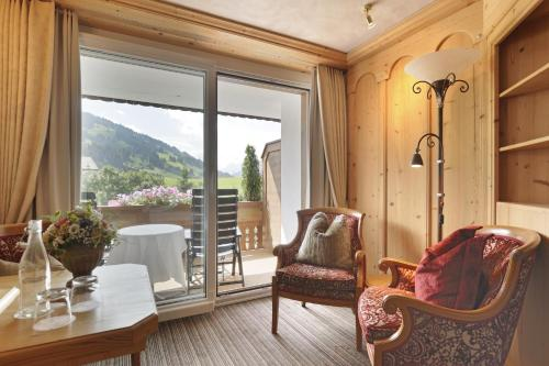 Wellness & Spa Hotel Ermitage-Golf, Gstaad, Schweiz, picture 25
