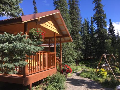 McKinley Creekside Cabins Photo