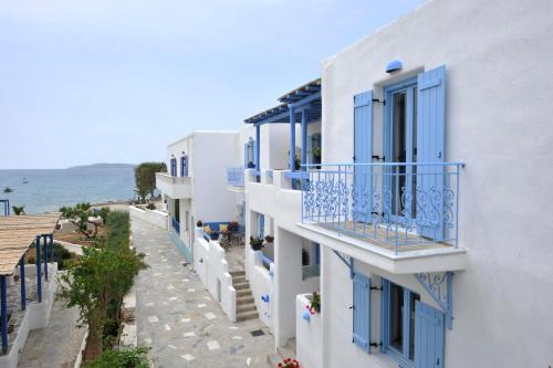 Evita Apartments - Aliki Greece
