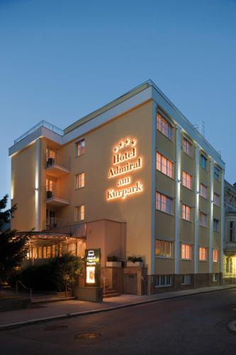 Hotel Admiral am Kurpark