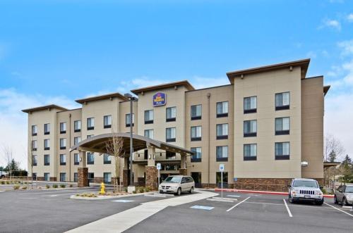 Best Western Plus Lacey Inn & Suites Photo