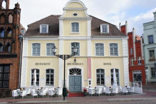 Hotel Reuterhaus Wismar