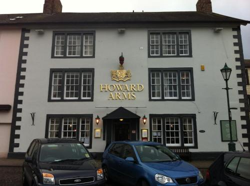 Photo of Howard Arms Hotel Hotel Bed and Breakfast Accommodation in Brampton Cumbria