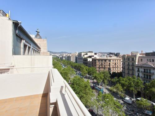 Paseo de Gracia Terrace Apartment photo 5
