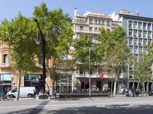 Paseo de Gracia Terrace Apartment photo 18