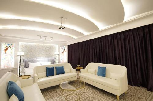 Shanghai Bund River View Boutique Apartment photo 152