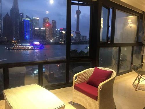 Shanghai Bund River View Boutique Apartment photo 154