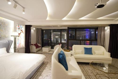 Shanghai Bund River View Boutique Apartment photo 157