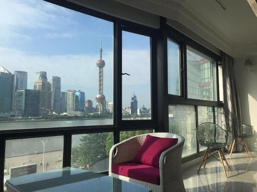 Shanghai Bund River View Boutique Apartment photo 162