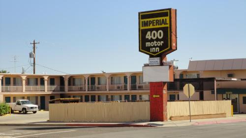 Imperial 400 Motor Inn - Needles, CA 92363