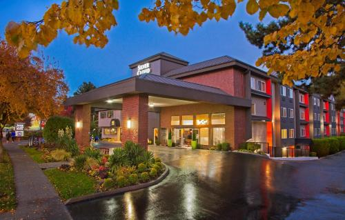 Silver Cloud Hotel - Seattle University of Washington District Photo
