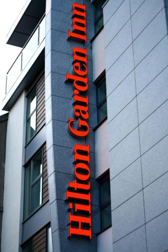 Photo of Hilton Garden Inn Aberdeen City Centre Hotel Bed and Breakfast Accommodation in Aberdeen Aberdeenshire