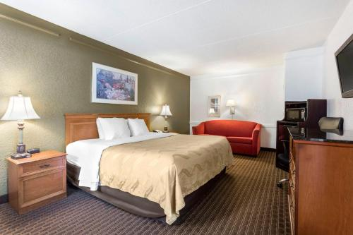 Quality Inn & Suites Charlotte Airport Photo