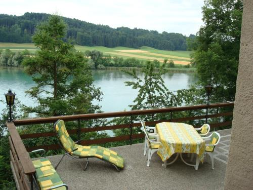 Appartement Am Wohlensee