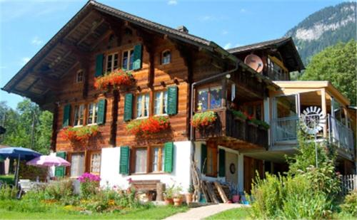 Chalet Aellig