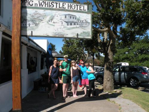 The Historic Pig and Whistle Inn Photo