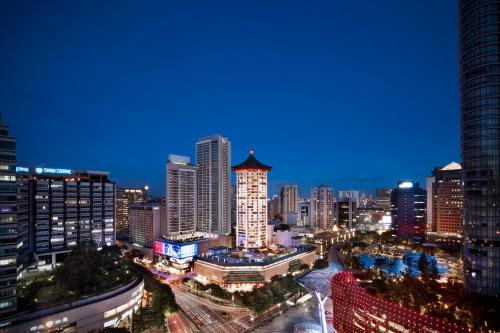Singapore Marriott Hotel Singapour