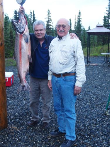 Salmon Catcher Lodge Photo