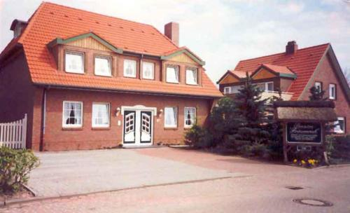Hotel Pension Friesenruh