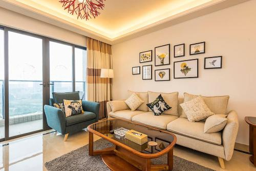 Nanjing west road boutique apartment photo 49
