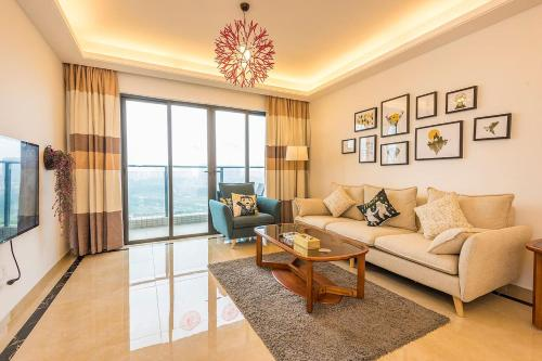 Nanjing west road boutique apartment photo 52