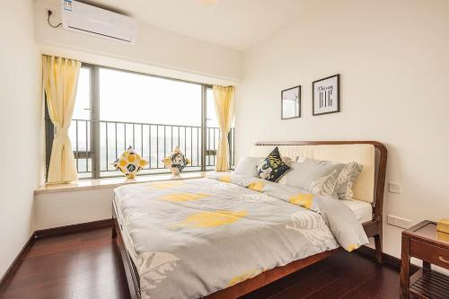 Nanjing west road boutique apartment photo 56