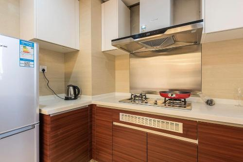 Nanjing west road boutique apartment photo 61