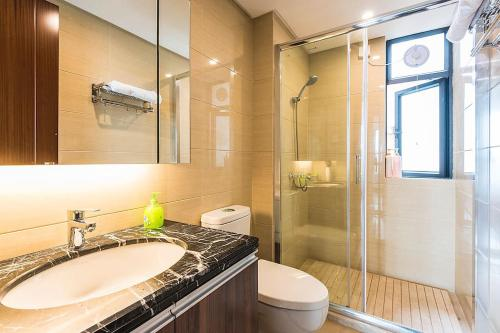 Nanjing west road boutique apartment photo 64