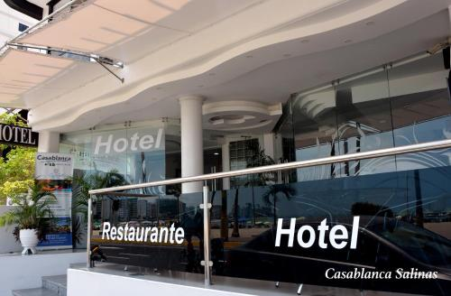 Hotel Casablanca Salinas Photo