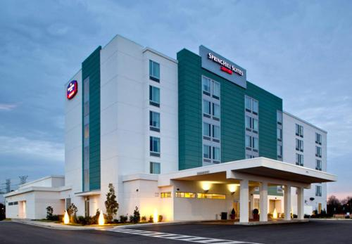 SpringHill Suites by Marriott Huntsville Downtown Photo
