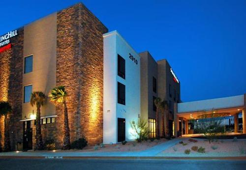 SpringHill Suites by Marriott Las Vegas North Speedway Photo