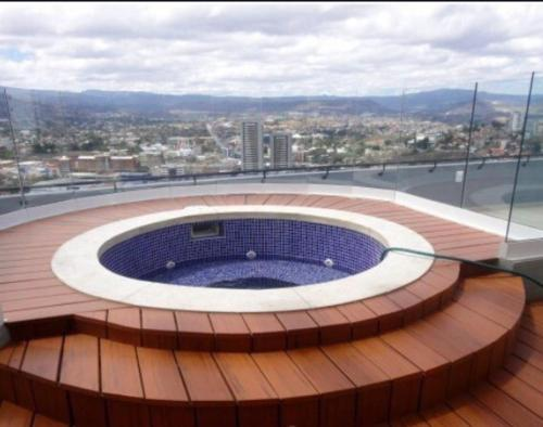 Luxurious & Secure Apt with View in Exclusive Zone, Tegucigalpa