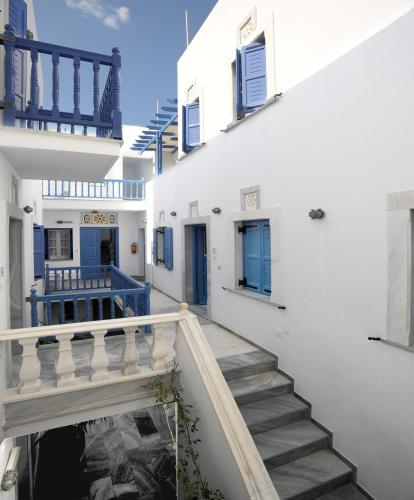 Manto Apartments in tinos - 0 star hotel