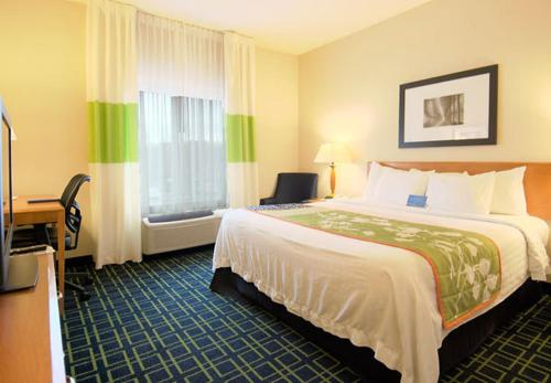Fairfield Inn & Suites Worcester Auburn Photo