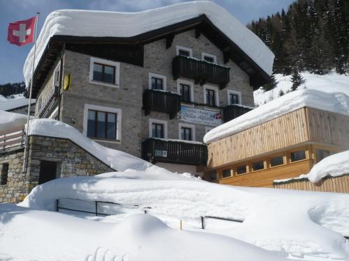 Chalet Stella Alpina - Hotel and Wellness Bedretto