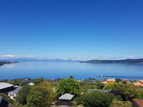 View From on Top, Taupo