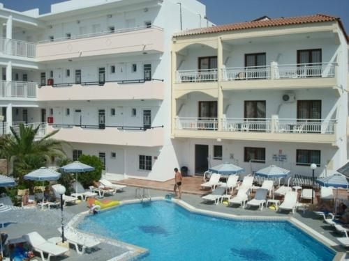 Grecian Fantasia Resort - Athinarogorou str. Greece