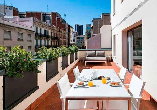 Apartment with Terrace Hotel Murmuri Barcelona 1