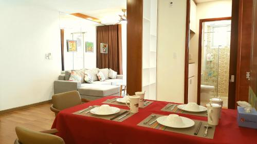 Henry Apartment EXPO SECC & Golf + Free3G 11th, Ho Chi Minh