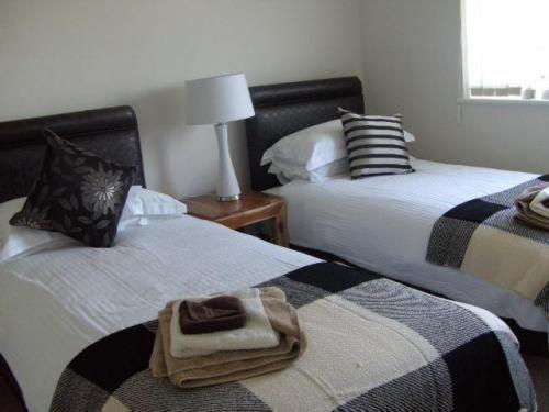 Photo of Byards Leap Lodge Apartments Self Catering Accommodation in Cranwell Lincolnshire
