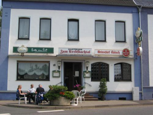 Gasthaus zum Krebsbachtal
