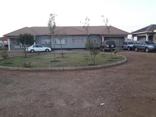 Central Estates Apartments, Lusaka