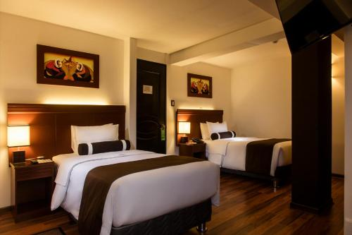 Hotel Ferre Cusco Photo