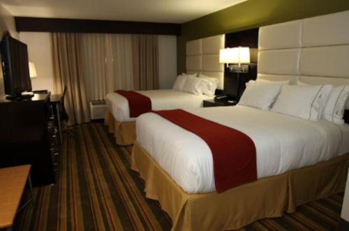 Holiday Inn Express & Suites Huntsville Airport Photo