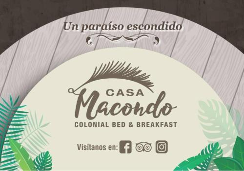 Casa Macondo Bed & Breakfast Photo